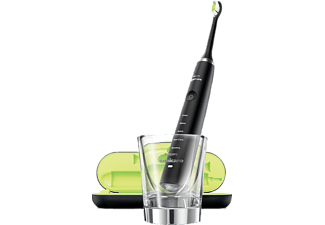 PHILIPS Brosse à dents électrique Sonicare DiamondClean BLACK (HX9352/04)
