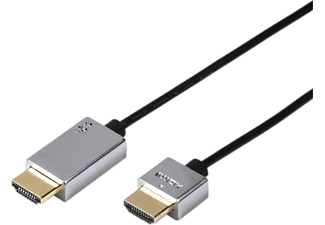 VIVANCO HDMI-kabel S&I REDMERE ULTRA THIN 2 m