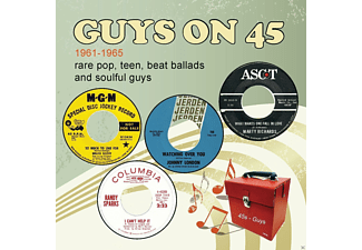 VARIOUS - Guys On 45 1961-1965 - (CD)