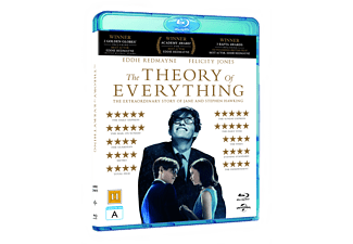The theory of everything Drama Blu-ray