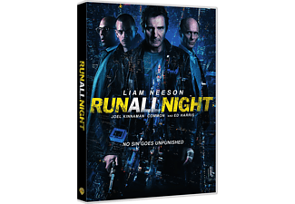 Run All Night Action DVD