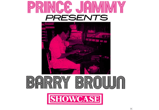 Barry Brown - Showcase - (Vinyl)