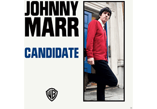 Johnny Marr - Candidate - (Vinyl)
