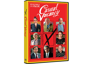 The Casual Vacancy Drama DVD