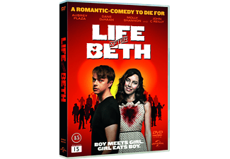 Life after Beth Komedi DVD