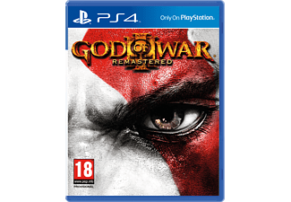 SONY EURASIA God Of War 3 Remastred PS4