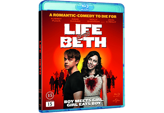 Life after Beth Komedi Blu-ray