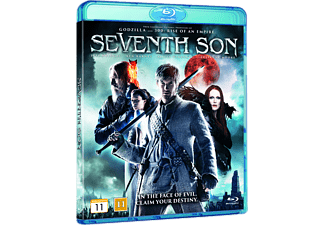 Seventh Son Action Blu-ray