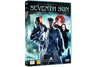 Seventh Son Action DVD