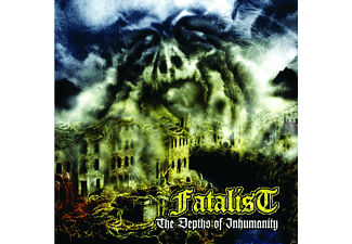 Fatalist - The Depths Of Inhumanity - (CD)