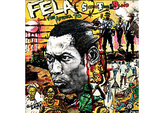 Fela And The Afrika 70 - Sorrow Tears & Blood - (Vinyl)