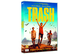Trash Drama DVD