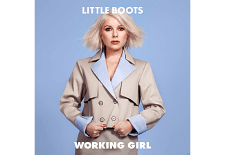Little Boots - Working Girl - (CD)