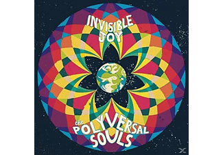 The Polyversal Souls - Invisible Joy - (Vinyl)