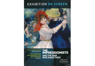 - Exhibition on Screen: The Impressionists and the Man who made them - (DVD)