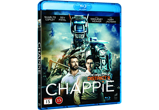 Chappie Action Blu-ray