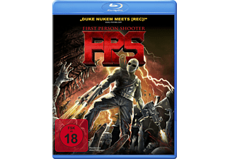 First Person Shooter - (Blu-ray)