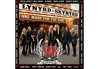 Lynyrd Skynyrd - One More For the Fans (CD)