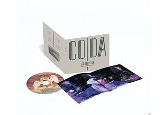 Led Zeppelin - Coda (Reissue) - (CD)