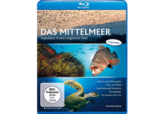Expedition Mittelmeer - (Blu-ray)