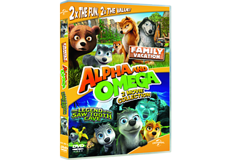 Alpha and Omega S4 & 5 Barn DVD