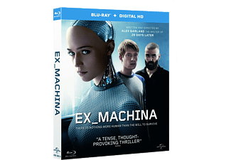 Ex Machina Science Fiction Blu-ray