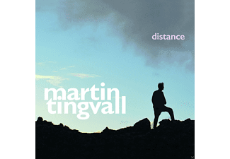 Martin Tingvall - Distance - (CD)