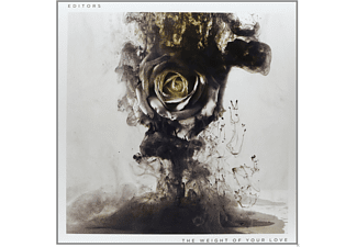 Editors - THE WEIGHT OF YOUR LOVE (+CD) - (LP + Bonus-CD)