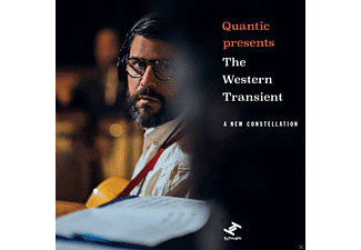 The Western Transient - A New Constellation - (CD)