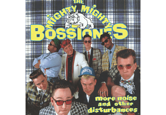 The Mighty Mighty Bosstones - More Noise & Other Disturbances [Vinyl]