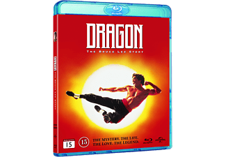 Dragon: The Bruce Lee story Action Blu-ray