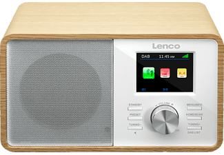 lenco cr 2004 dab radios mediamarkt. Black Bedroom Furniture Sets. Home Design Ideas
