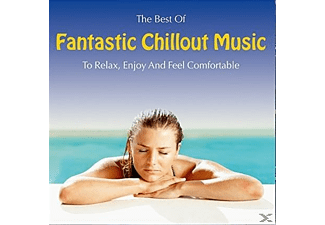 VARIOUS - Fantastic Chillout Music - (CD)