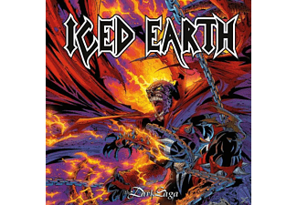 Iced Earth - The Dark Saga - Re-Issue (CD)