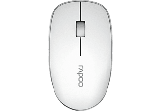RAPOO 3500P 5G Wireless Slim - Vit