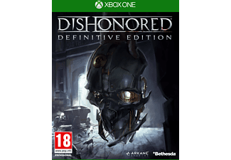xbox Dishonored Definitive Edition