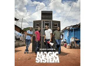 Magic System - Radio Africa [CD]