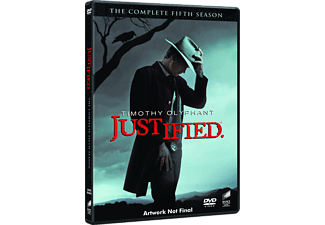 Justified S1 Drama DVD