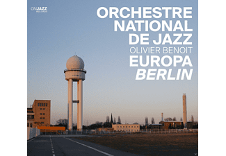 Orchestre National De Jazz - Europe Berlin [CD]