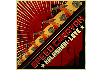Speed Caravan - Kalashnik Love - (CD)