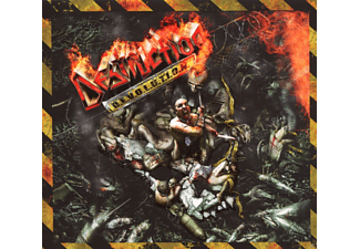 Destruction - D.E.V.O.L.U.T.I.O.N. [CD]