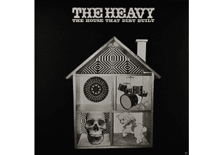 The Heavy - The House That Dirt Built - (CD)