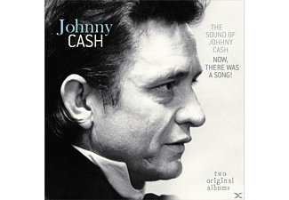 Johnny Cash - The Sound Of Johnny Cash/Now, The [CD]