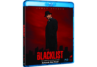 The Blacklist S2 Drama Blu-ray
