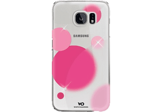 WHITE DIAMONDS Candy, Samsung, Backcover, Galaxy S6, Polycarbonat (PC), Pink