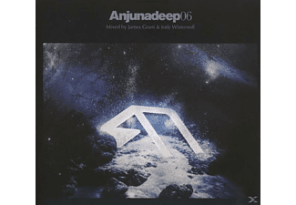 Jody Wisternoff & James Grant - Anjunadeep: 06 - (CD)