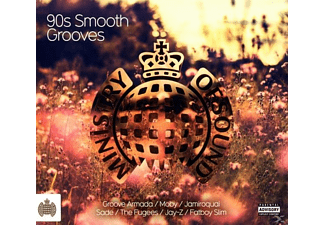 Ministry Of Sound Uk Presents - Chilled 90s - (CD)