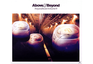 Above, Above & Beyond Pres. - Anjunabeats Vol.9 - (CD)