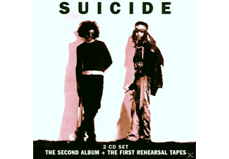 Suicide - The Second Album - (CD)