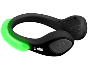 SBS MOBILE Safety light for running shoe